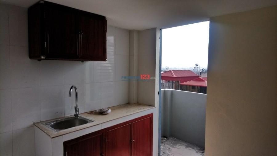 Phòng trọ mới xây 22m2, gác lửng 8m2 chính chủ - Khu Bùi Xương Trạch - Thanh Xuân, gần Royal City