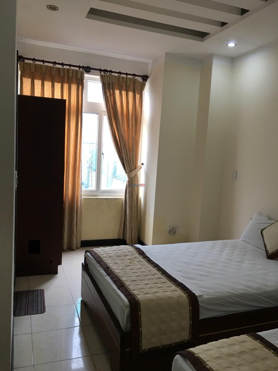 Phòng đầy đủ tiện nghi theo tiêu chuẩn khách sạn 3 sao khu vực Thanh Khê