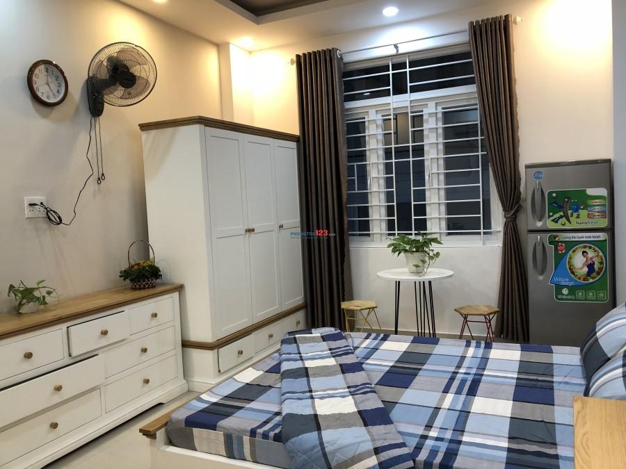 Cho thuê phòng cao cấp tại Nguyễn Xí, Quận Bình Thạnh