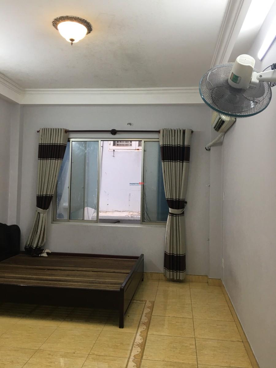 Cho thuê phòng đẹp - Trường Chinh, P.12, Tân Bình