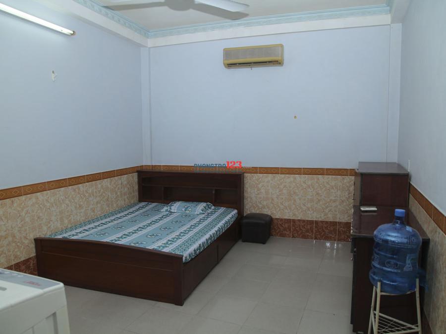 Phòng cho nữ thuê khu vực an ninh, đầy đủ tiện nghi giá rẻ