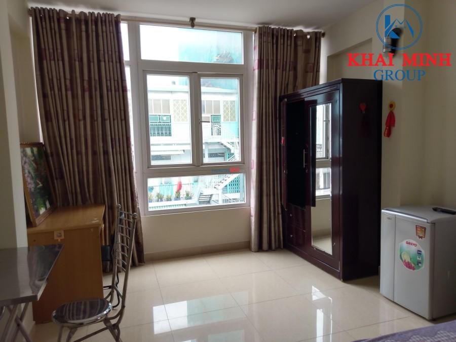 Phòng cao cấp, full nội thất, có bảo vệ, gần trung tâm thành phố tại Cô Giang, Q.1