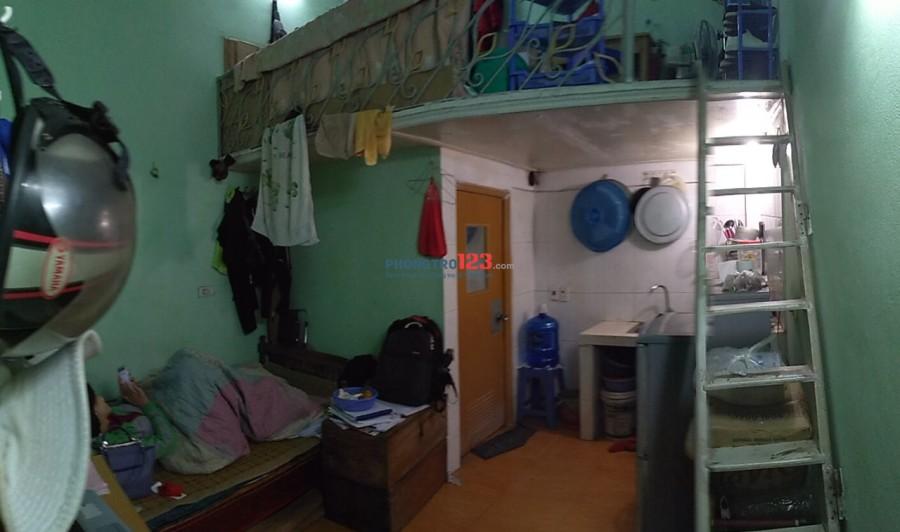 Tìm nữ ở ghép khu vực Tân Mai, Hoàng Mai. Phòng khép kín, giao thông lợi, hàng xóm thân thiện