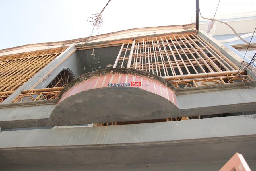 Nhà nguyên căn an ninh, rộng không ngập nước kv trung tâm Bình Thạnh cần 1 nam ở ghép 1,5tr/th
