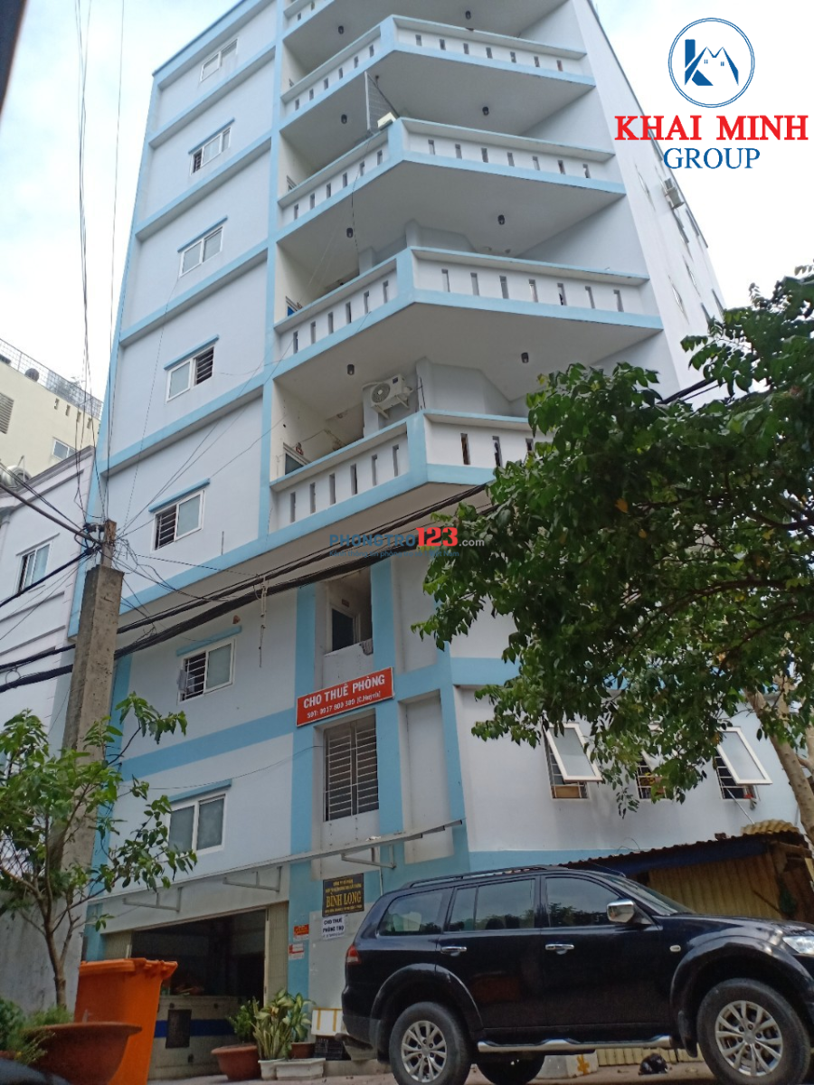 Phòng bao đẹp, có gác wc riêng - 860/59 Huỳnh Tấn Phát, Q.7, gần Gò Ô Môi