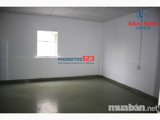 Phòng có máy lạnh, tủ quần áo, gần ĐH Văn Lang 186 Bình Lợi, Bình Thạnh