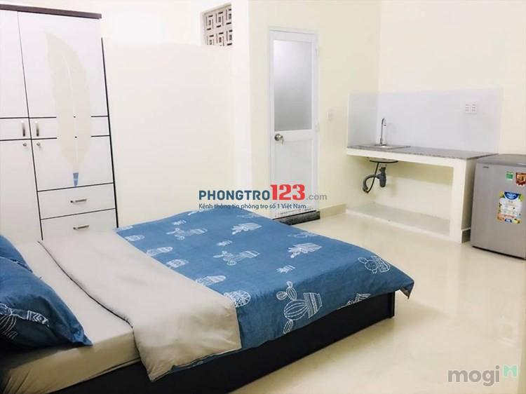 Cho thuê phòng mới xây tiện nghi ngay chợ Tân Bình