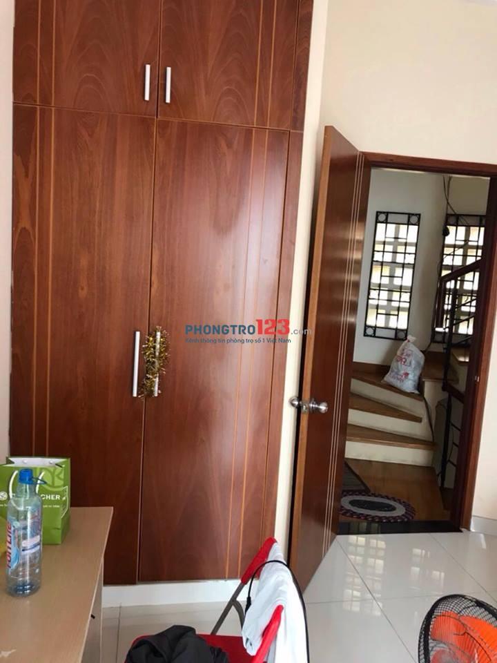 Phòng Lê Văn Sỹ giao Kỳ Đồng, full nội thất ngay ĐH Sư Phạm