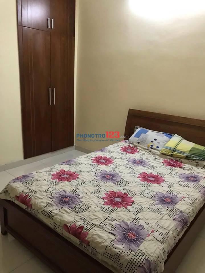 Căn hộ trang thiết bị cao cấp, hiện đại, phòng ngủ, phòng khách Lê Văn Sỹ, full nội thất