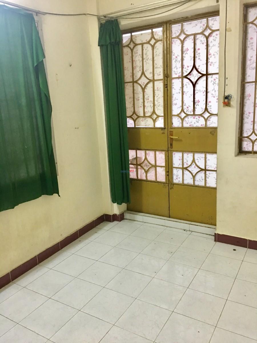 Cho thuê phòng trọ quận 4 (nữ thuê)