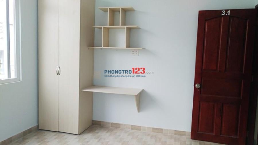Phòng siêu rông, tiện nghi, siêu đẹp HXH 575 CMT8 Quận 10