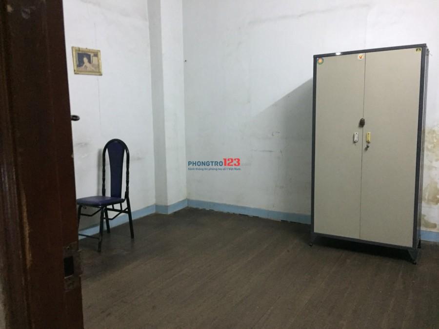 Phòng trọ khu cư xá Đô Thành, không chung chủ, có chỗ nấu ăn