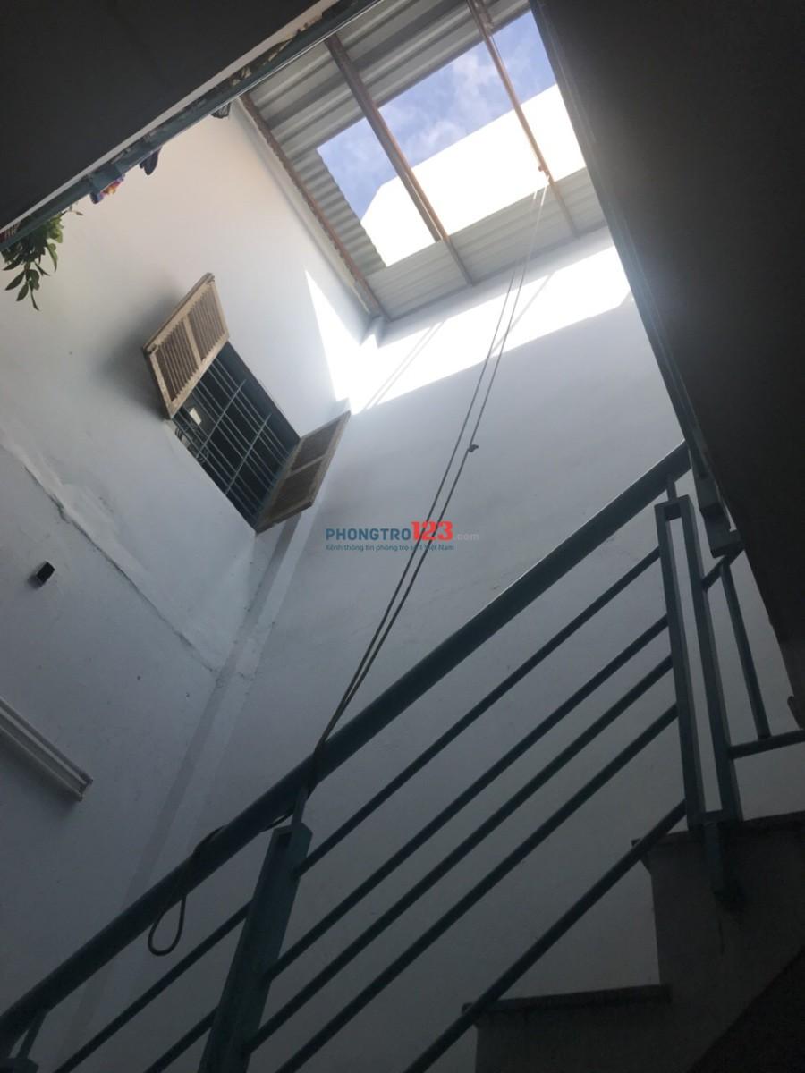 Cho thuê phòng mới xây giá rẻ