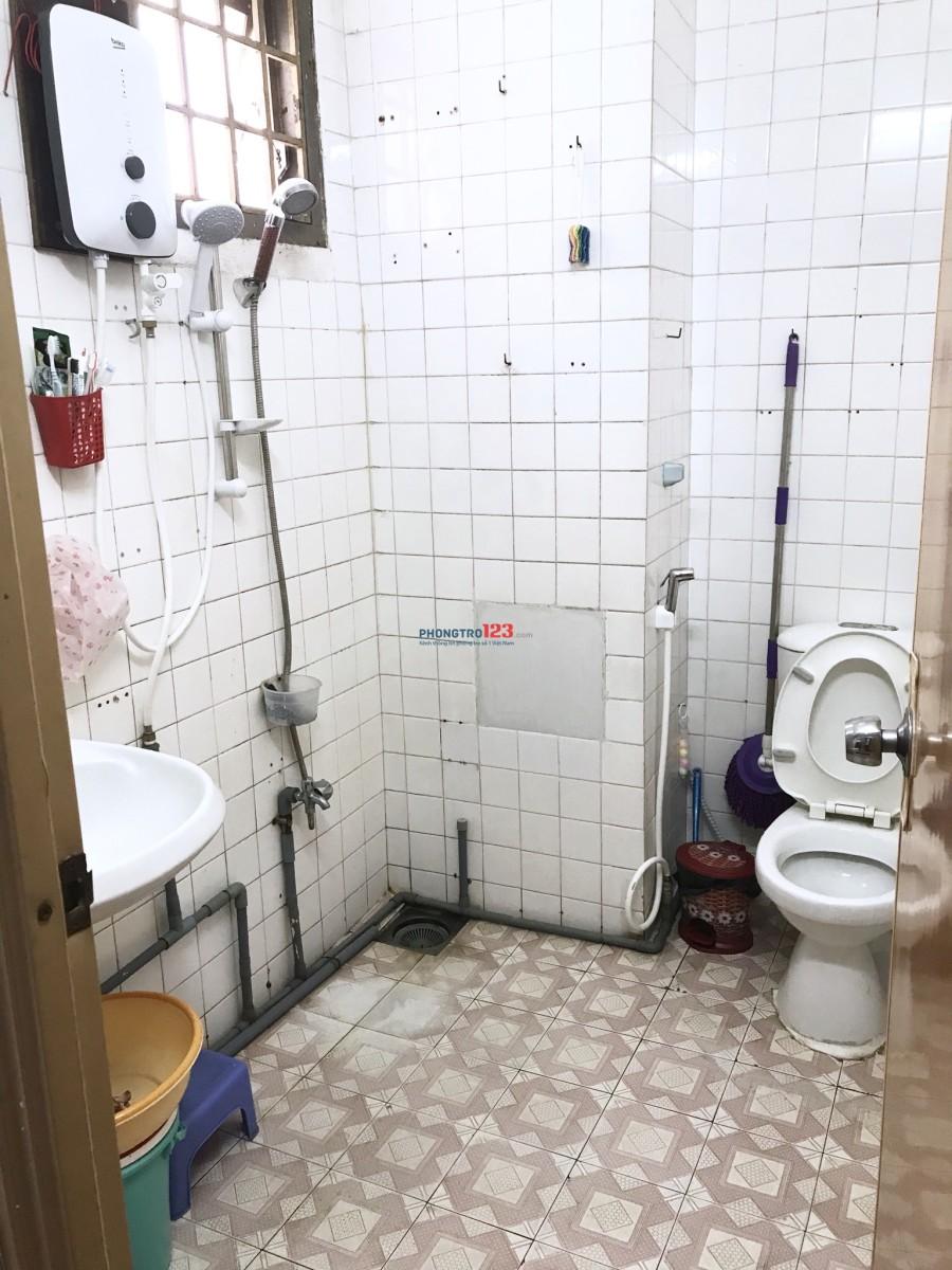 Cho thuê phòng trong chung cư Bình Thới