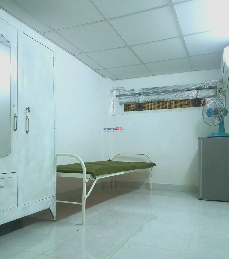 Phòng máy lạnh cho nữ thuê gần vòng xoay Lê Đại Hành