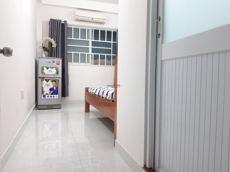 Phòng Mini Tiện Nghi gần chợ Bến Thành, Bến Vân Đồn