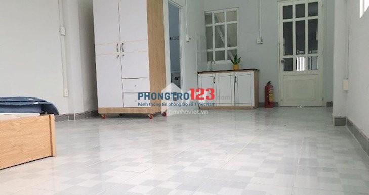 Phòng tiện nghi - kệ bếp, WC ngay triển lãm Thái Bình, Q.Tân Bình - 4tr5 - 40m2