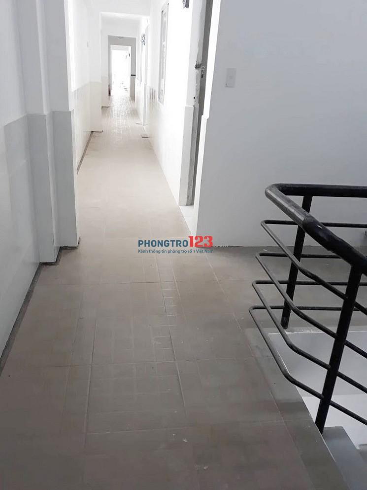 Phòng cho thuê gác lửng mới xây ngay Trường Chinh, Tân Bình, giá rẻ cho sinh viên