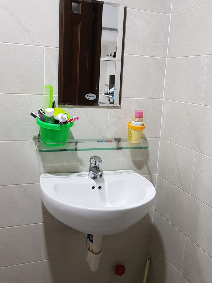 Cho thuê phòng trọ mới, Huỳnh Thiện Lộc, Tân Phú, gần Đầm Sen