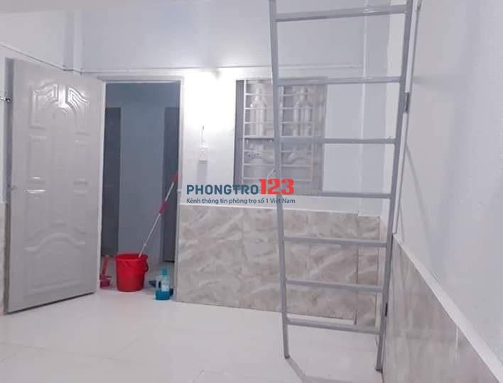 Chính chủ cho thuê phòng trọ có gác mới 100% đường Chế Lan Viên, Tân Phú, giá rẻ, tiện nghi !
