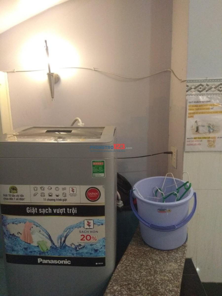 Cho thuê phòng trọ Quận 8, 30m2, 4.5tr/th, full nội thất, mới sạch sẽ, vào ở ngay, LH: 0938.764.277
