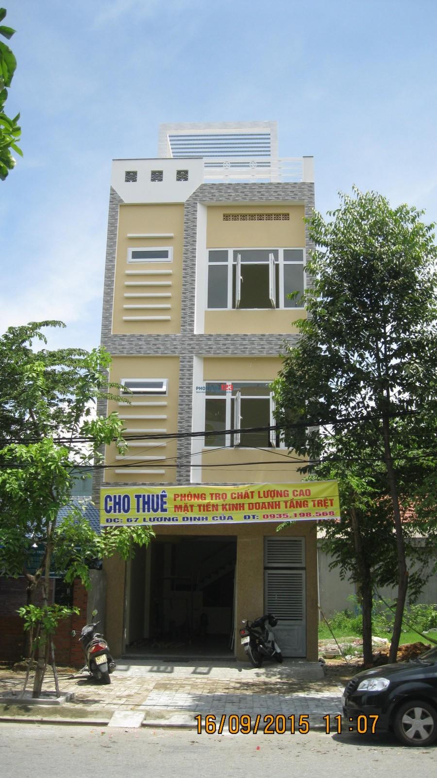 Phòng trọ chất lượng tại Đà Nẵng