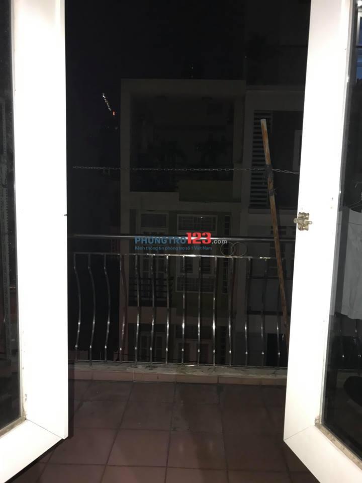 Cho thuê phòng trọ Quận 10, đường Thành Thái