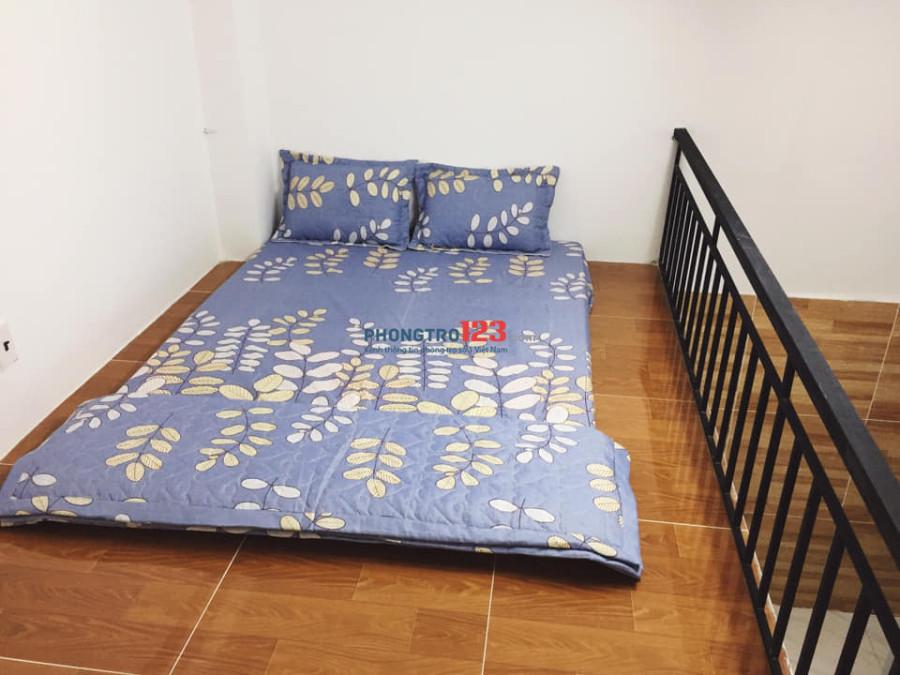 Phòng có gác đủ tiện nghi chỉ từ 4.2tr Tân Bình gần Sân Bay, Hoàng Văn Thụ