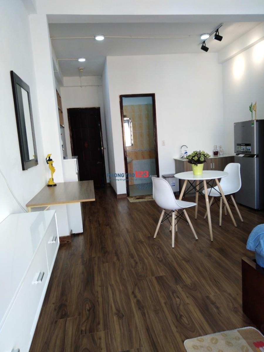 Cho thuê phòng ngắn hạn mặt tiền đường Lê Văn Sỹ