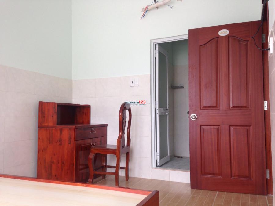 Phòng trọ sinh viên đường Âu Cơ, Q.Tân Bình, gần Đại Học Bách Khoa, giá 2,8tr/tháng