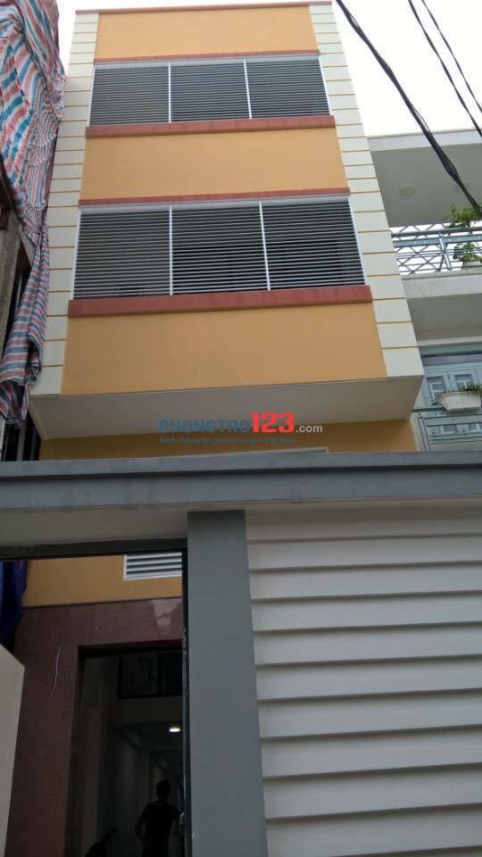 Duy nhất 1 phòng rộng cho 6 người ở, giá chỉ 5,9tr/ tháng, Phan Văn Hân, Q.Bình Thạnh