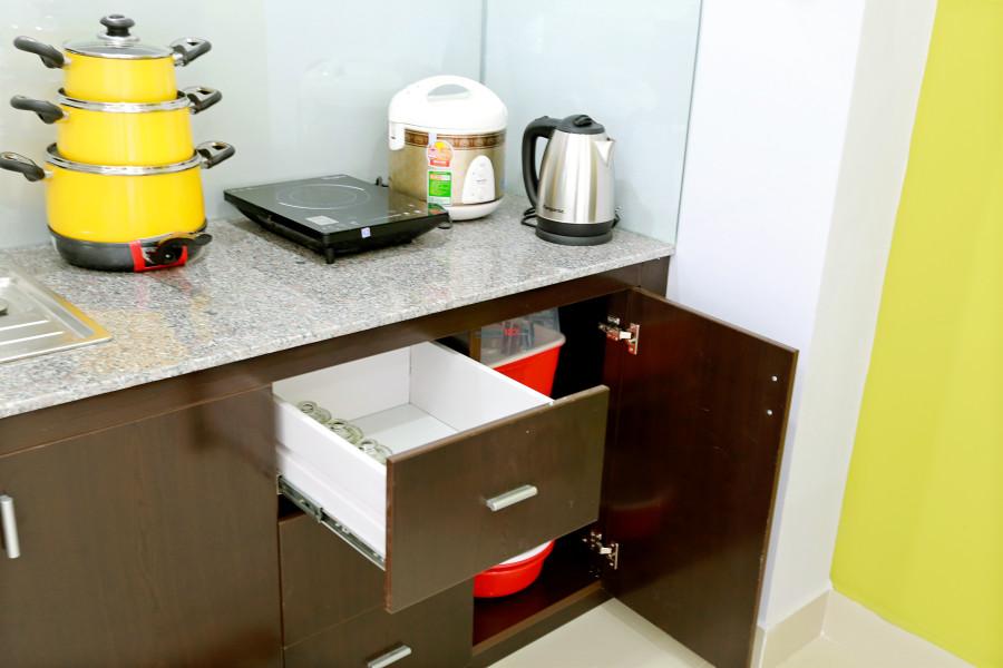 Căn hộ cao cấp Studio giá rẻ ngay trung tâm Đà Nẵng