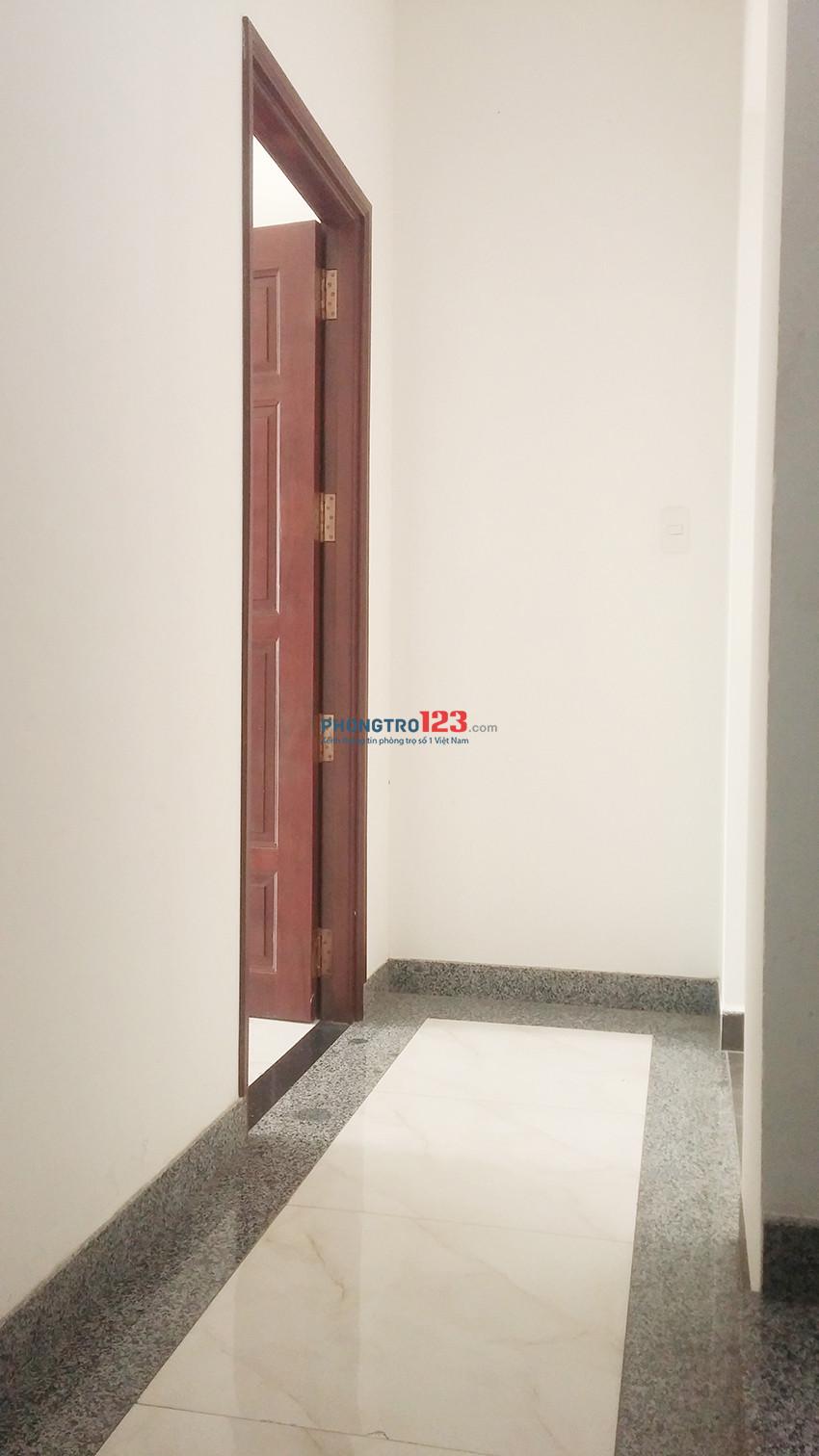 Phòng trọ Quận 2, 30m2, mới, tiện ích, thoáng rộng, an ninh