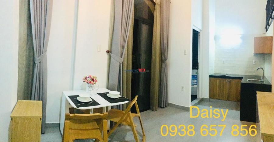 Cho thuê căn hộ mini Quận 7- 02PN -55m2- đẹp y hình - full NT. Chỉ 8,5tr/tháng