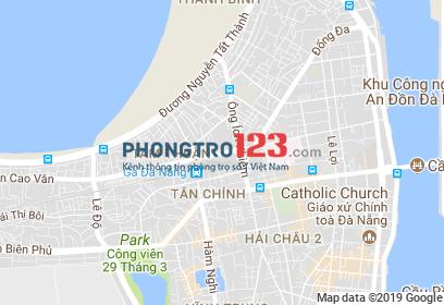 Cho thuê phòng trọ tại K404/H20/05 Trần Cao Vân, Liên Hệ : 0905.329.321