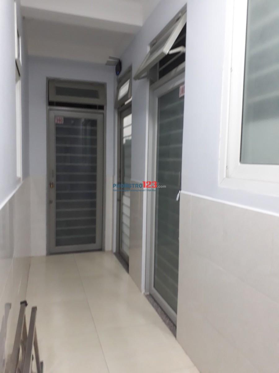 Phòng trọ giá rẻ hẻm 698/1/28 Trường Chinh, Q.Tân Bình
