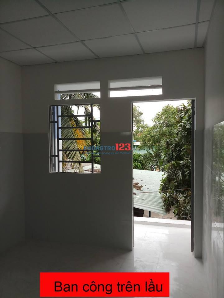 Nhà mới xây 45m2 (có 4 căn liền kề nhau)