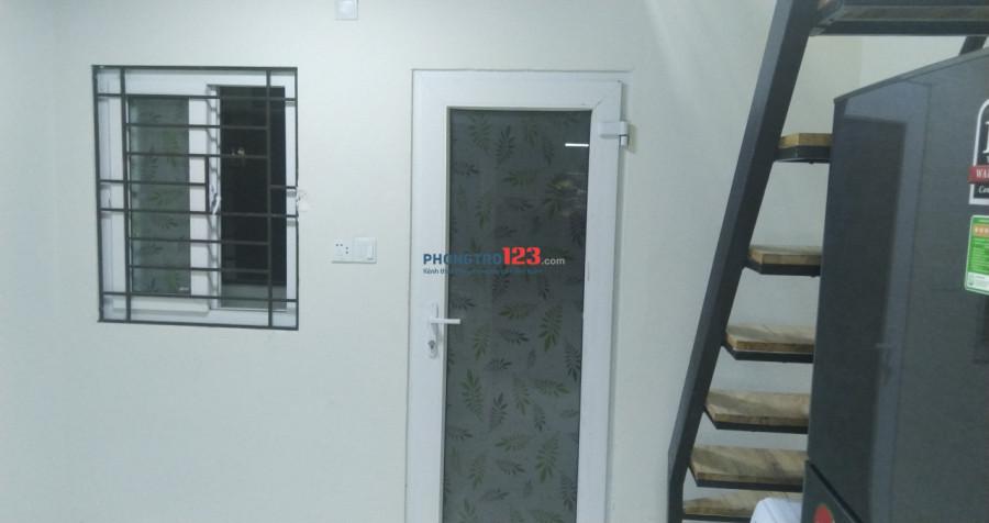 Căn hộ mini 27m2 trung tâm Hải Châu, đầy đủ tiện nghi