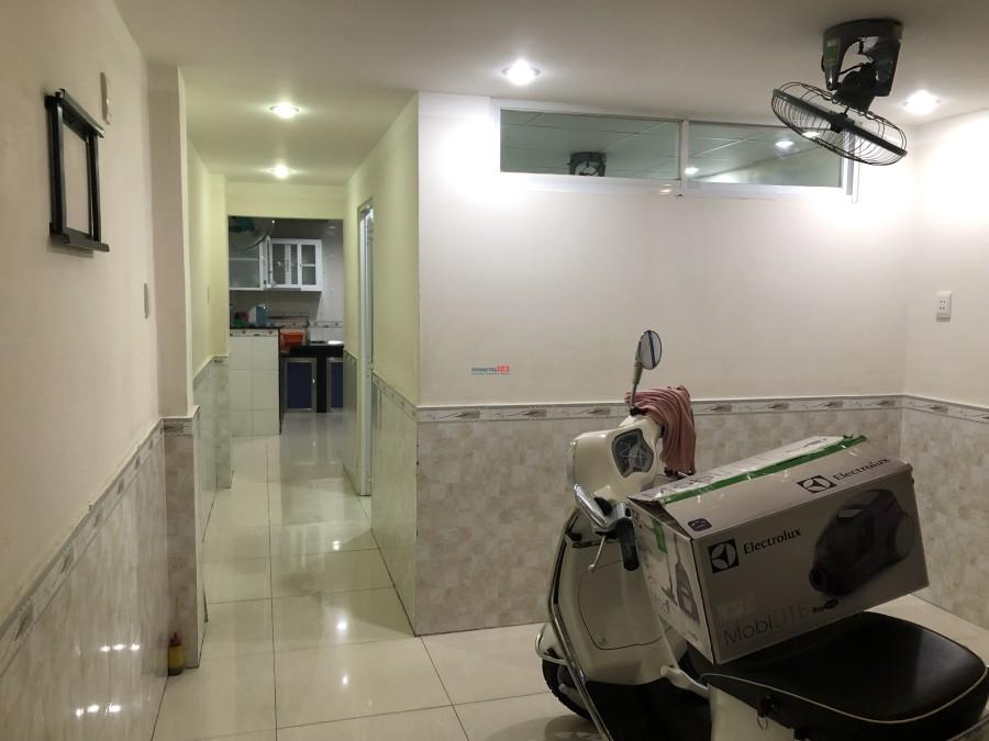 Cho thuê nhà nguyên căn hẻm 115 Lê Văn Sỹ, Quận Phú Nhuận