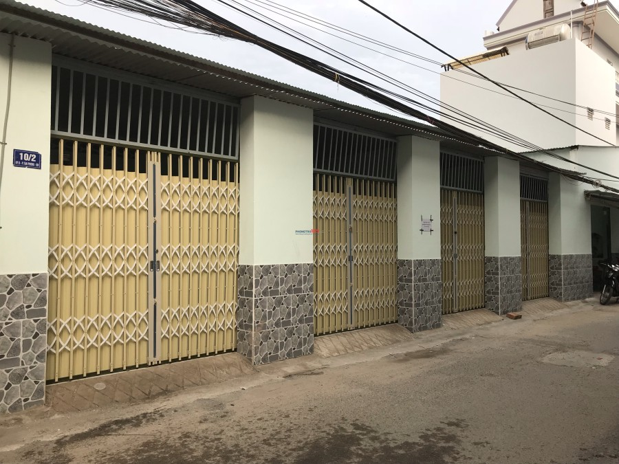 Nhà ở xây mới, khu ở an toàn, văn minh thuộc trung tâm Biên Hòa