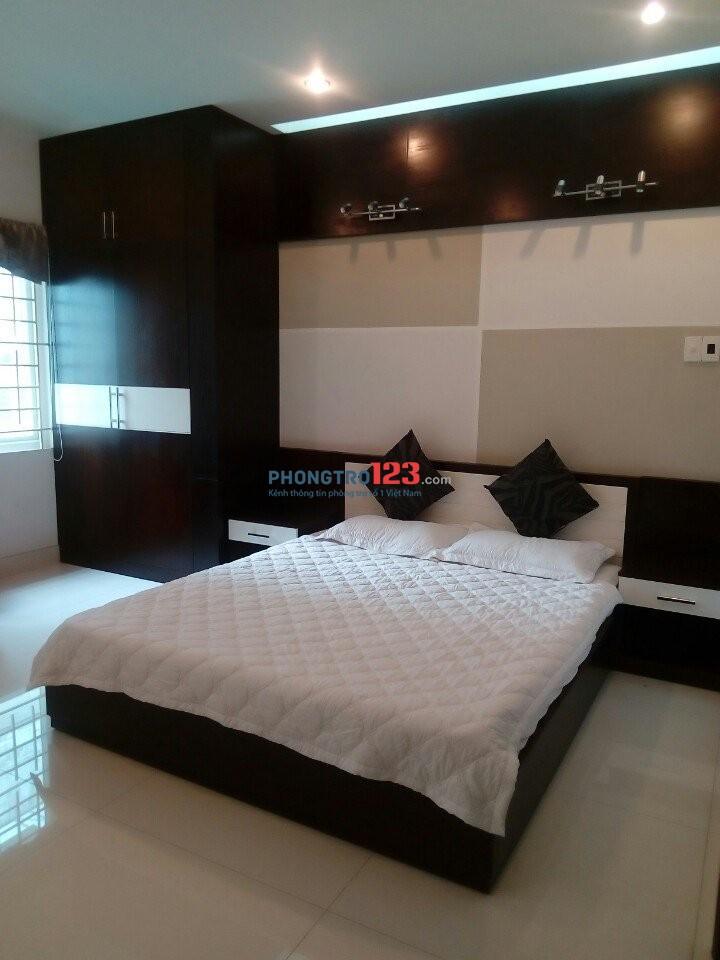 Cho thuê phòng đẹp ngay cạnh Vincom+ Trần Trọng Cung Q7, 30m2 đầy đủ nội thất