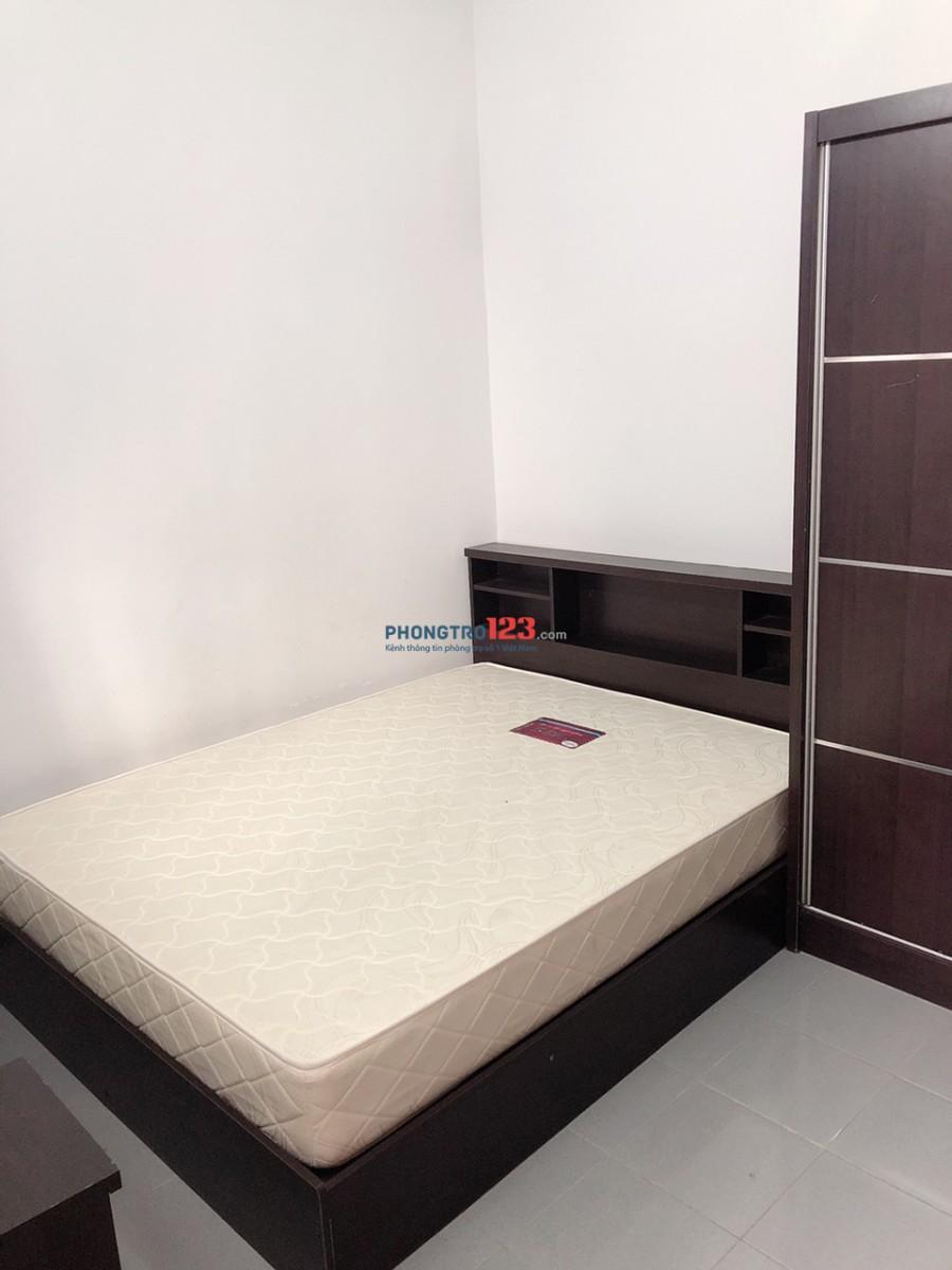 Phòng đầy đủ tiện nghi cho nữ thuê