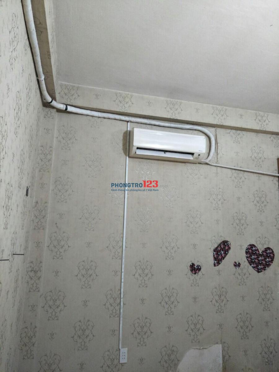 Cho thuê phòng máy lạnh MT đường Bình Giã giao với Cộng Hòa, giá 2,3 tr/tháng