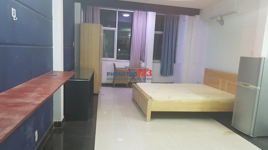 Phòng căn hộ tiện nghi - 42m2 - giáp Phú Nhuận - 4tr800