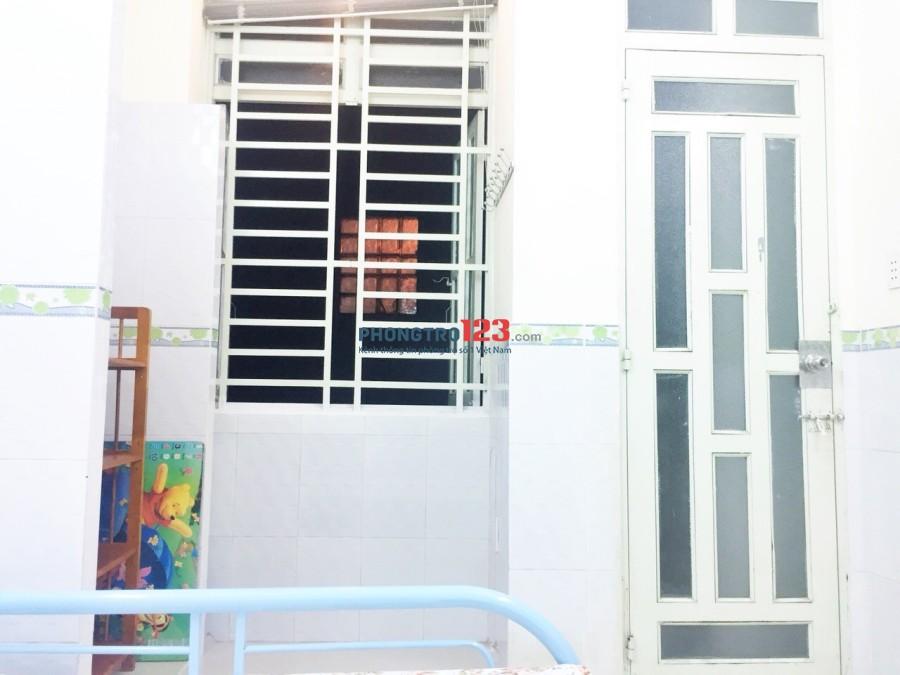 Cho thuê phòng đường Vĩnh Khánh, Quận 4 đầy đủ tiện nghi