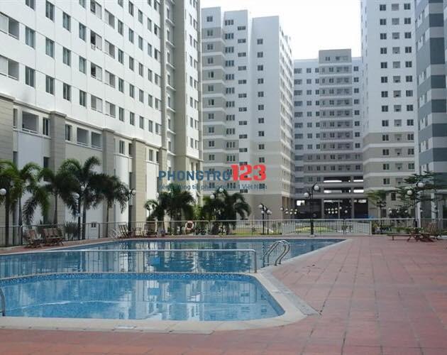 Phòng Ktx cho nữ trong Chung cư Era Town Đức Khải Quận 7 -  Giá 1 triệu/tháng