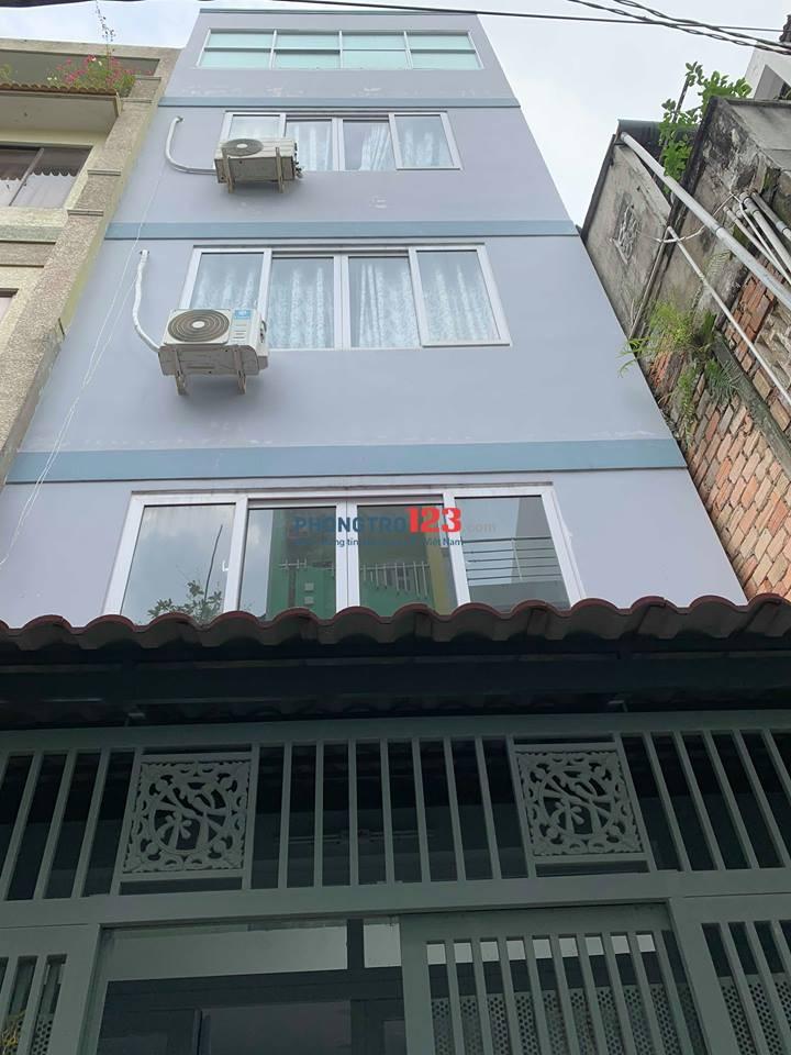cho thuê phòng full nội thất Nguyễn Đình Chiểu Quận 3