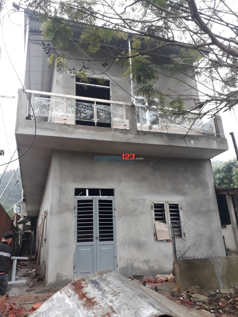Dãy trọ mới xây 2 tầng gần KCN Hòa Khánh