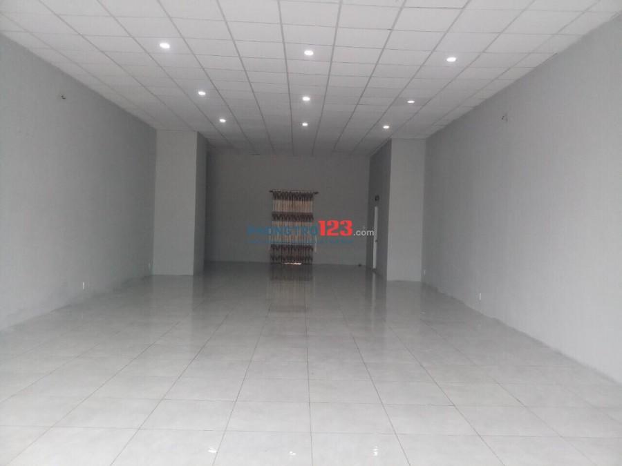 Cho thuê shop house chung cư KHANG GIA Q.Gò Vấp, lô S11