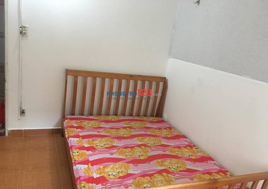 Phòng trọ máy lạnh 45 Đồng Xoài P13 Quận Tân Bình